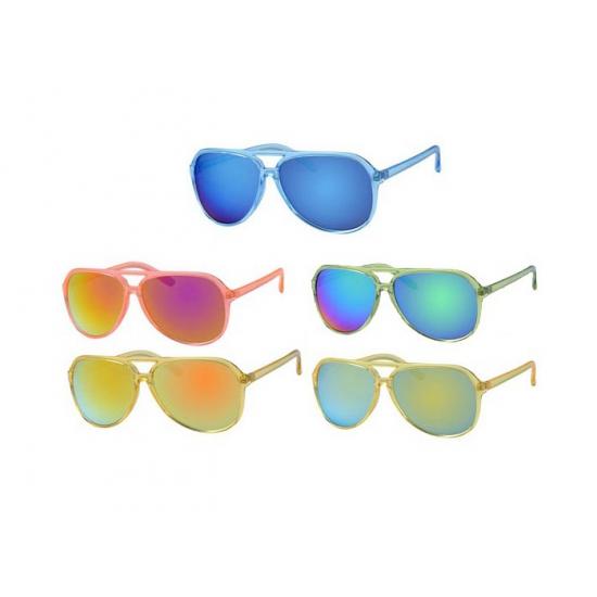 Gekleurde party bril