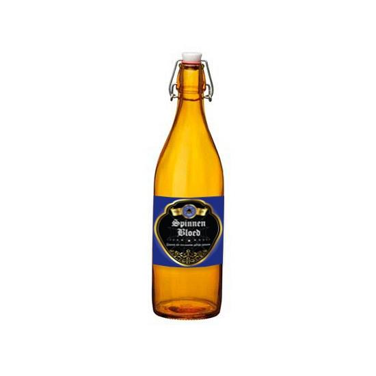 Giara fles voor spinnenbloed