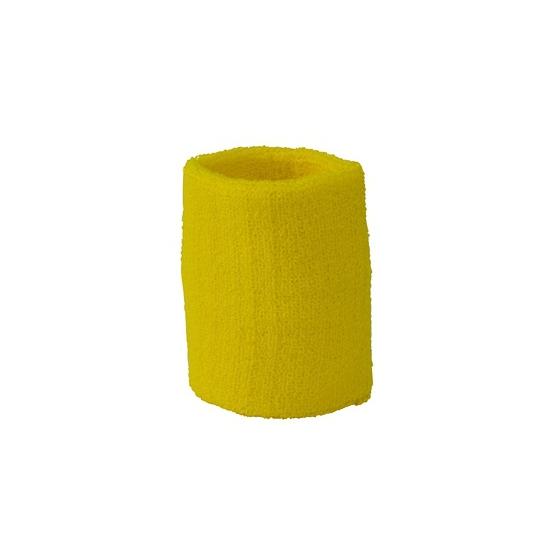 Goedkope zweetbandjes geel