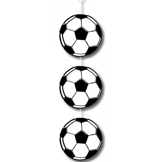 Hangdecoratie voetbal
