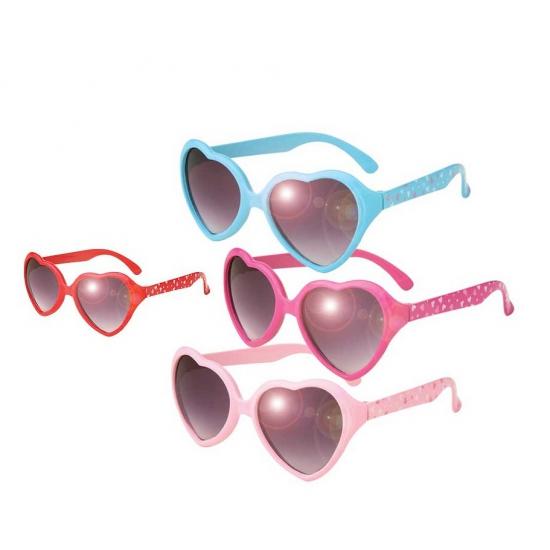 Hartjes bril voor kinderen