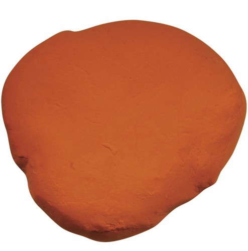Hobby klei in de kleur oranje