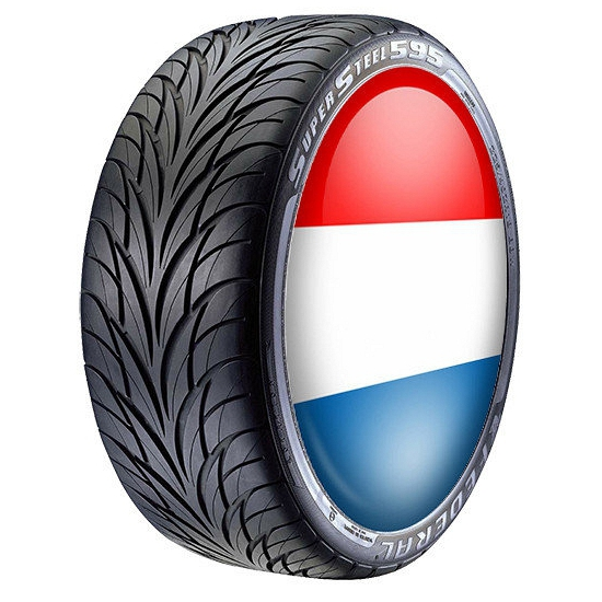 Holland vlaggen autoversiering wieldop hoes
