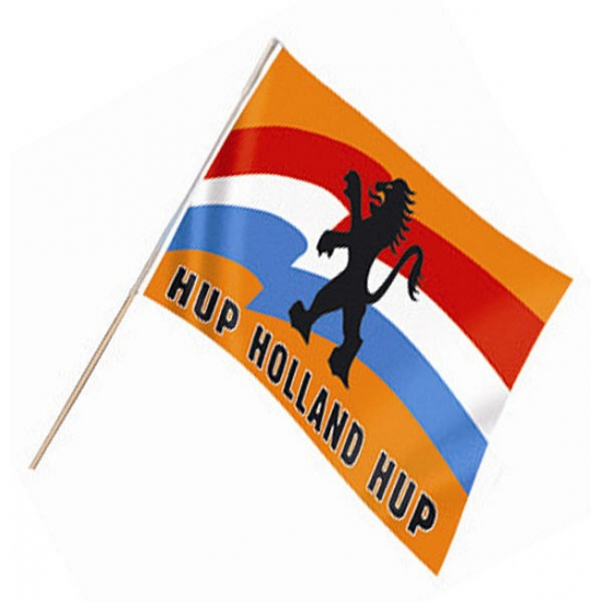 Hup Holland Hup zwaaivlag