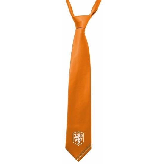 KNVB stropdas oranje supporters