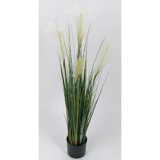 Kunt grasplant in pot 106 cm