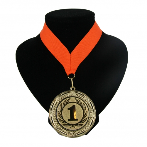 Landen lint nr. 1 medaille oranje