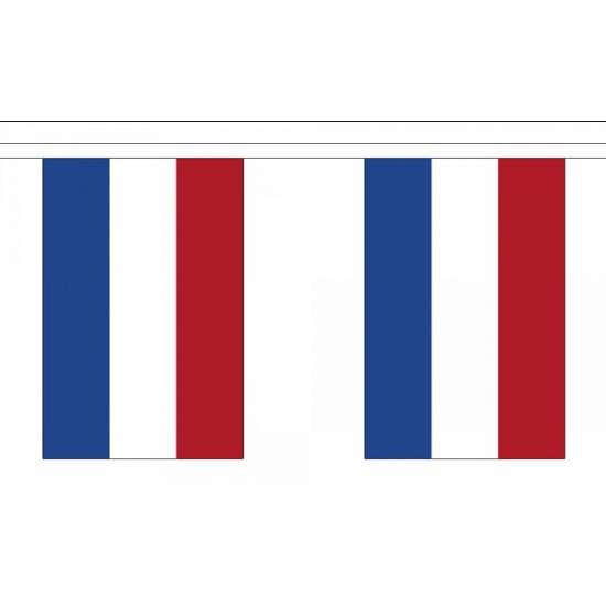 Luxe Nederland vlaggenlijn 9 m