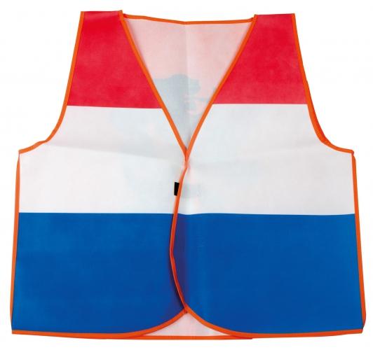 Nederland supporter vestje