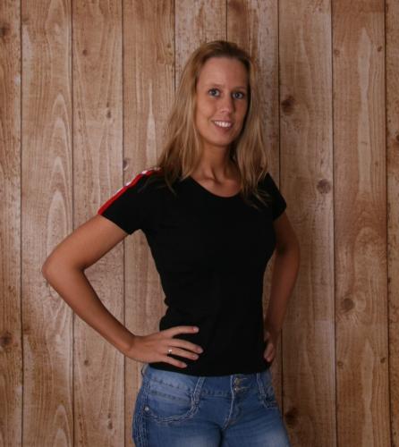 NL kleuren bies T shirt