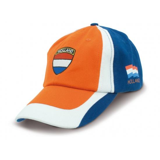 Oranje cap Koningsdag