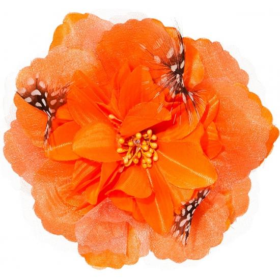 Oranje Hawaii clip