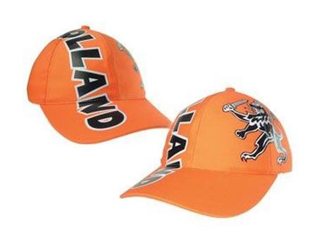 Oranje Holland supporters pet