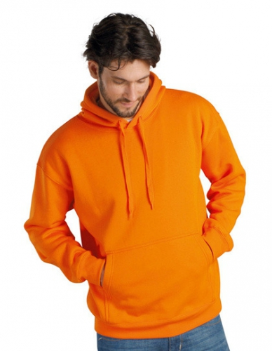 Oranje hooded sweater
