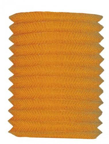 Oranje treklampion 16 cm diameter