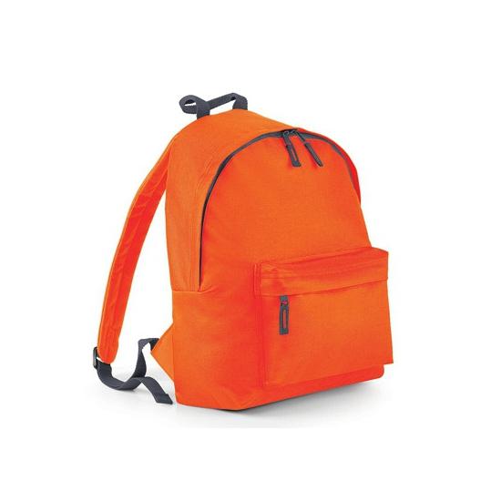 Rugtas oranje 18 liter