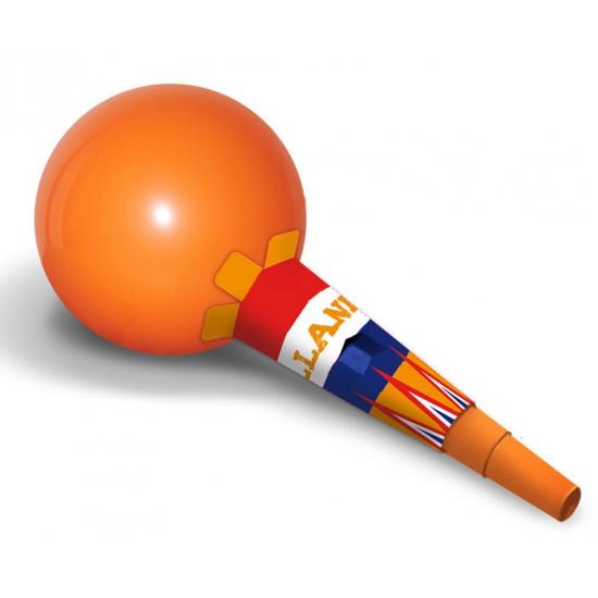 Samba ballonnen oranje