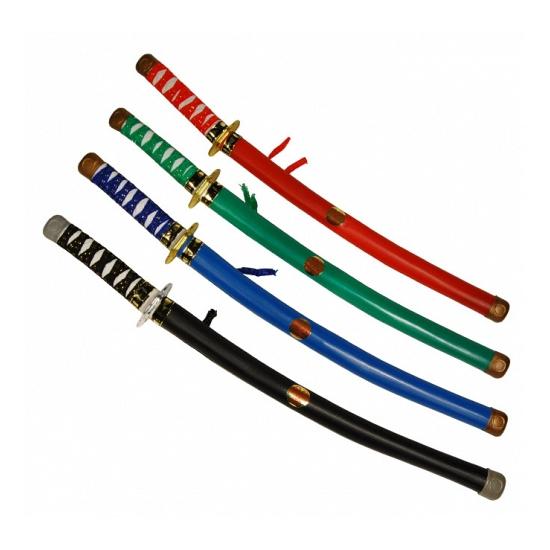 Speelgoed ninja zwaard groen