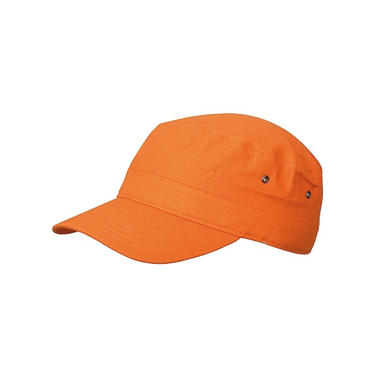 Trendy pet oranje