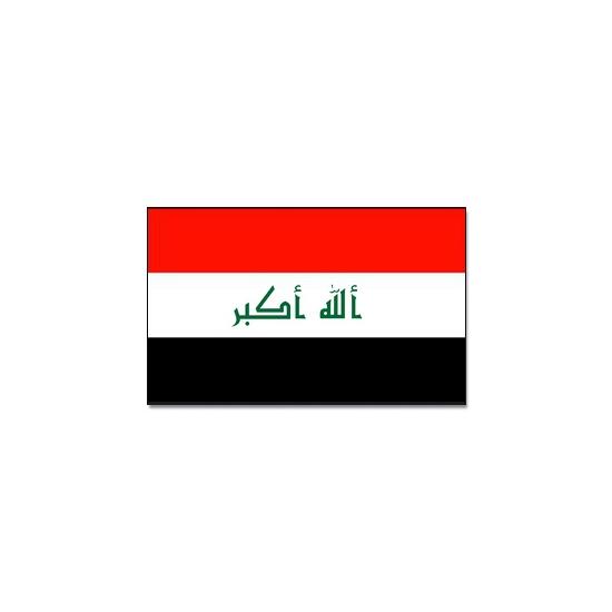 Vlaggen Irak