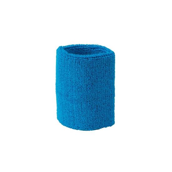 Voordelige zweetbandjes aqua