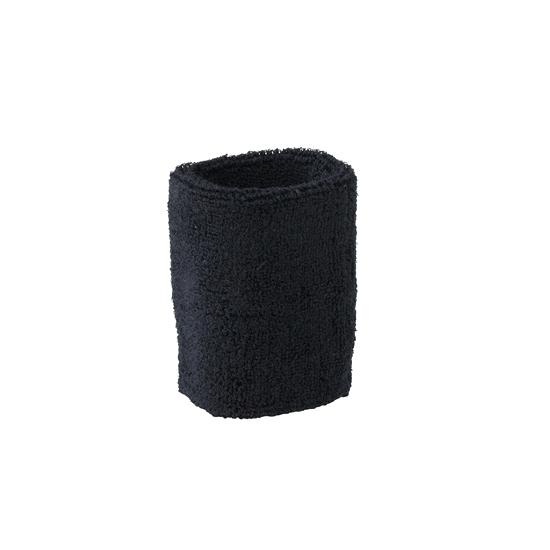 Voordelige zweetbandjes zwart