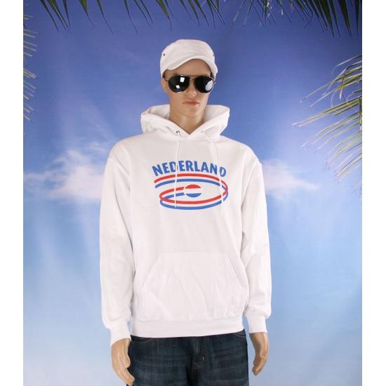 Witte sweater Nederland volwassenen