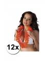 12 oranje hawaii slingers