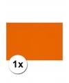 A4 hobby karton oranje