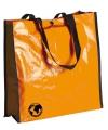 Eco tas oranje