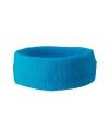 Hoofd zweetband turquoise