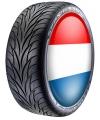 Nederlandse vlag wieldop hoes 4 stuks