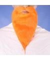 Oranje baard