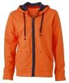 Oranje urban herenvest