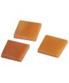 Pakje mozaiek stenen oranje 1 5 cm