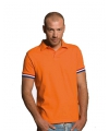 Polo shirt holland 100 katoen