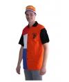 Polo shirt holland oranje