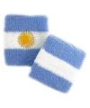 Pols zweetbandje argentinie