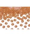 Pompoenen confetti oranje 15 gram