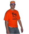 T shirt big fan of holland