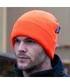 Zachte winter skimuts oranje