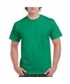 Voordelig groen T-shirt voor volwassenen