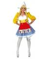 Hollandse dames jurk