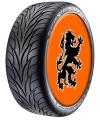 Oranje leeuw wieldop hoezen 4 stuks