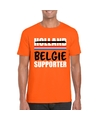 Oranje belgie shirt voor teleurgestelde holland supporters heren