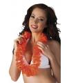 Oranje tropische slinger