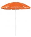 Strandparasols oranje 150 cm