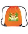 Tony the tiger tijger rugtas gymtas oranje voor kinderen